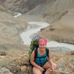 tsarap chu river zanskar amazing trekking