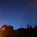 night sky Russis river trip